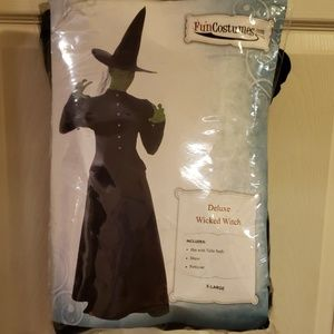 Deluxe Wicked Witch